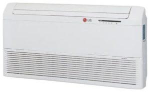 LG напольно-подпотолочный UV12